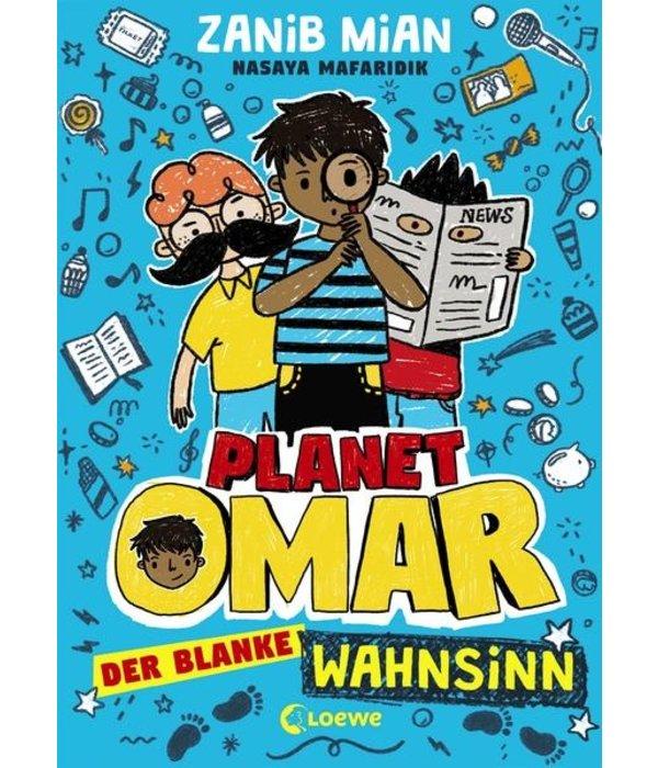 Planet Omar - Der blanke WahnsinnPlanet Omar - Der blanke WahnsinnPlanet Omar - Der blanke Wahnsinnmehr Planet Omar - Der blanke Wahnsinn