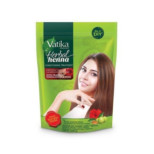 Vatika Herbal Henna Conditioning Treatment