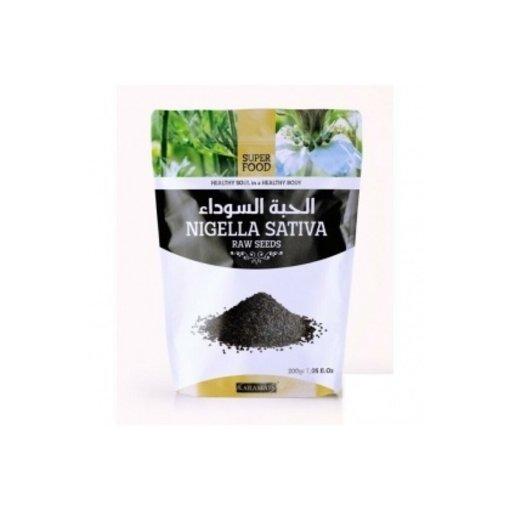 Nigella Sativa Raw Seeds 200g