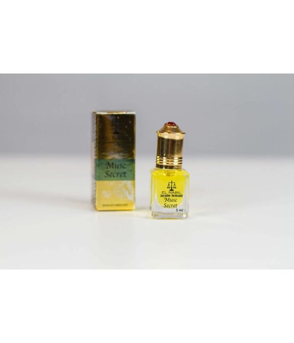 El Nabil - Musk Secret 5ml