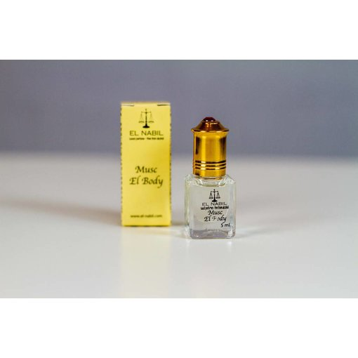 El Nabil - Musc El Body 5ml