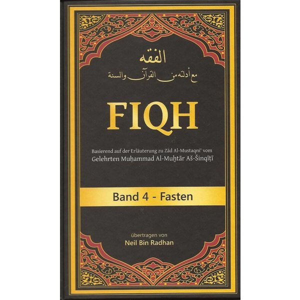 Fiqh Band 4 - Fasten