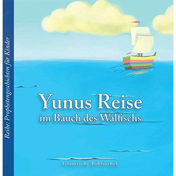 Yunus und die Reise im Bauch des Walfisches