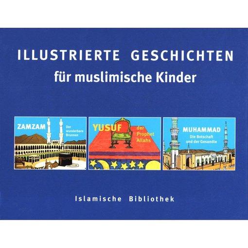 Illustrierte Geschichten für muslimische Kinder