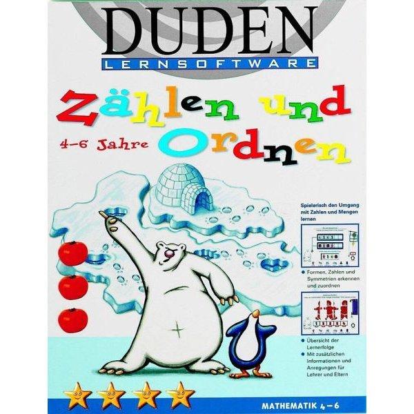 Duden - Lernsoftware - Zählen und Ordnen