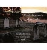 Das Leben nach dem Tod - Postkarte - PK22