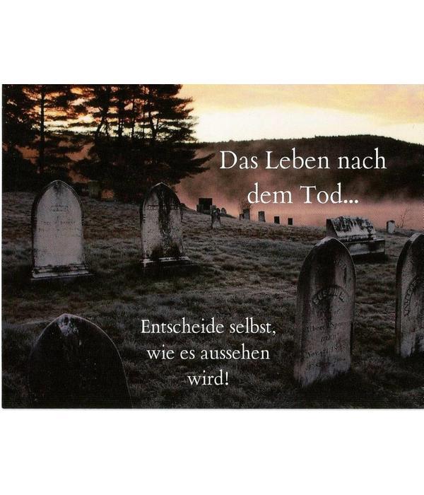 Christliche Vorstellung Leben Nach Tod