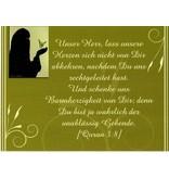 Qur'an 3:8 - Postkarte - PK7