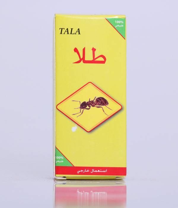 Tala - Ameiseneieröl 20ml (Für die natürliche Enthaarung)