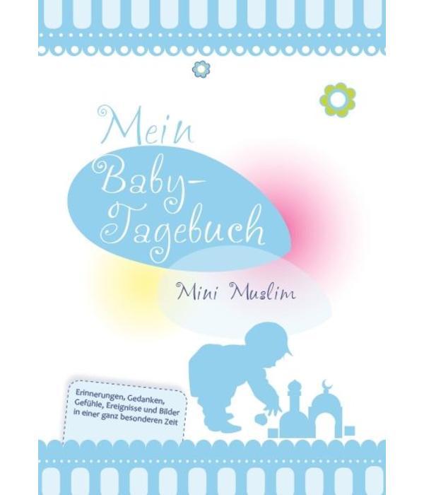Baby-Tagebuch Mini Muslim