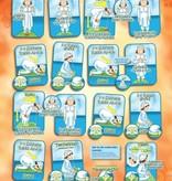 "Poster XL ""Das Gebet im Islam"""