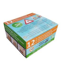 1 Pro Pack (12 fruitvlieg vangers)