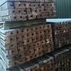 Azobe: Gebruikte azobe palen 0,10x0,10x3m