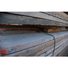 Steigerhout: Gebruikt Steigerhout - 3,0cm dikte
