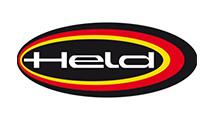 Held Biker Fashion Zaino rugzak 20-30 liter Zwart/Neon Geel