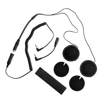 Midland Midland stereo headset voor smartphone/MP3