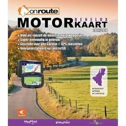 Garmin OnRoute motorkaart Benelux