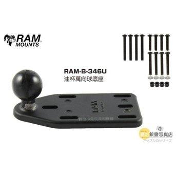 RAM Mounts RAM RESERVOIR COVER SIDE BALL