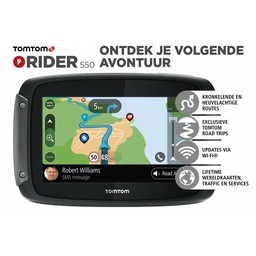 TomTom TomTom Rider World 550