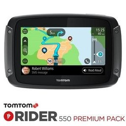 TomTom TomTom Rider 550 World Premium Pack