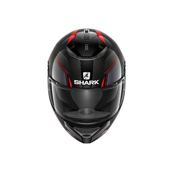 Shark SPARTAN CARB 1.2 SILICIUM CARBON RED ANTHRACITE