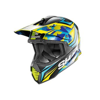 Shark VARIAL TIXIER  BLACK BLUE YELLOW