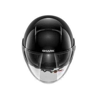Shark Helmets NANO SWAROVSKI DUAL BLACK BLACK