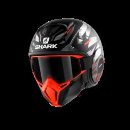 Shark Helmets STREET DRAK KANHJI MAT