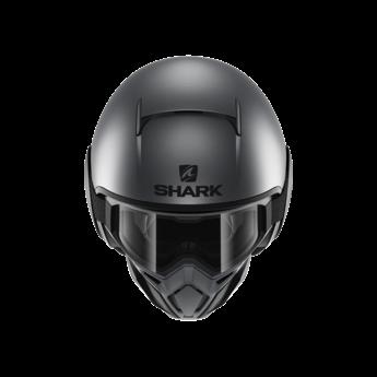 Shark Helmets STREET DRAK NEON SERIE MAT ANTHRACITE BLACK BLACK