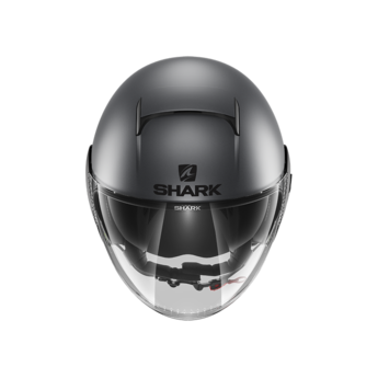 Shark NANO STREET NEON MAT ANTHRACITE BLACK BLACK