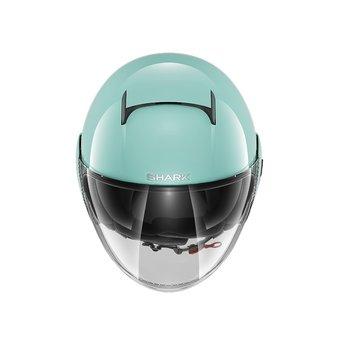 Shark Helmets NANO SWAROVSKI BLANK GREEN