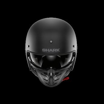 Shark Helmets S-DRAK BLANK MAT BLACK MATTE