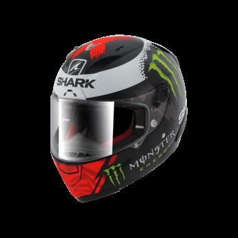 Shark RACE-R LORENZO MONSTER MAT BLACK RED WHITE