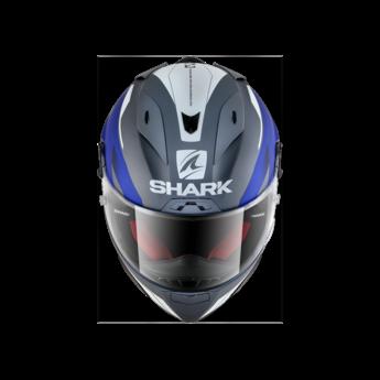 Shark RACE-R PRO SAUER Mat  ANTHRACITE WHITE BLUE