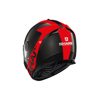 Shark SPARTAN CARB 1.2 SKIN CARBON RED RED
