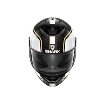 Shark SPARTAN CARB 1.2 PRIONA CARBON WHITE GOLD