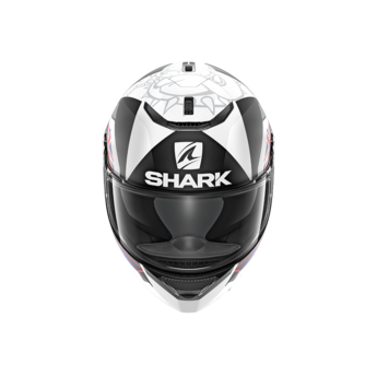 Shark SPARTAN 1.2 REDDING MAT BLACK BLUE WHITE