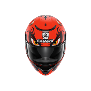 Shark SPARTAN 1.2 LORENZO MAT GP RED BLACK RED