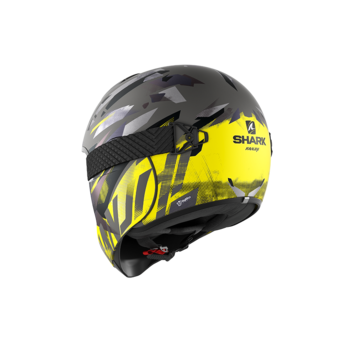Shark VANCORE 2 KANHJI MAT  ANTHRACITE YELLOW BLACK