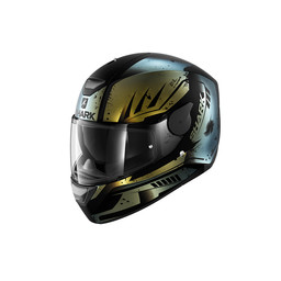 Shark Helmets D-SKWAL DHARKOV Mat