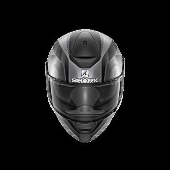 Shark Helmets D-SKWAL MERCURIUM MAT   BLACK ANTHRACITE BLACK
