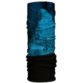 HAD HAD Original Fleece /one size Matterhorn Blue - Fleece: Black