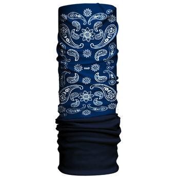 HAD HAD Original Fleece /one size India Paisley Blue - Fleece: Darkblue