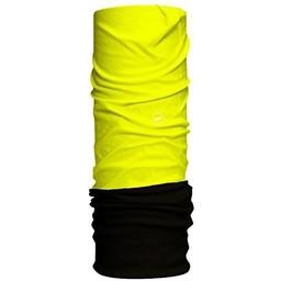 HAD HAD Solid Fleece /one size Fluo Yellow - Fleece: Black