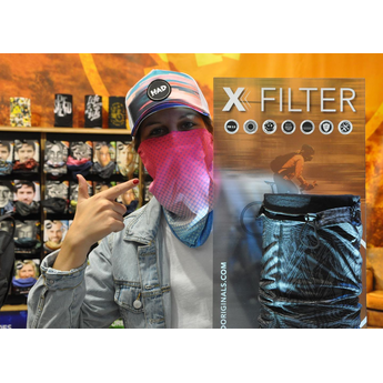 HAD X-Filter / Peak Black