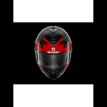 Shark Spartan GT Carbon Shestter Carbon Red Anthracite