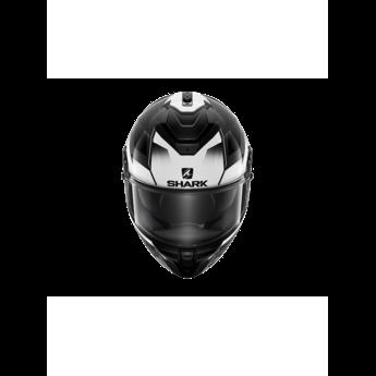 Shark Spartan GT Carbon Shestter Carbon White White