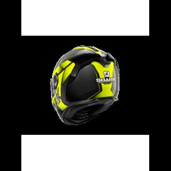 Shark Spartan GT Carbon Shestter Carbon Yellow Yellow