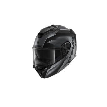 Shark Spartan GT Elgen Mat Black anthracite anthracite