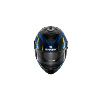 Shark Spartan GT Carbon Kromium Carbon Chrom Blue